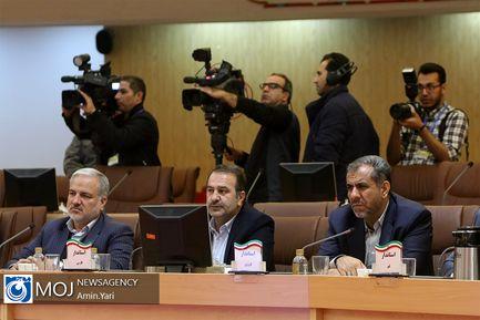 همایش استانداران سراسر کشور -  ۱۱ آذر ۱۳۹۸