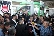 حضور فعال ذوب آهن اصفهان در هفتمین نمایشگاه بینالمللی حمل و نقل ریلی صنایع و تجهیزات وابسته