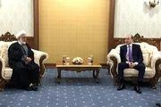 دیدار حجت الاسلام منتظری با دادستان کل کشور قزاقستان