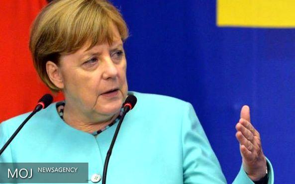 صدراعظم آلمان کودتا در ترکیه را محکوم کرد