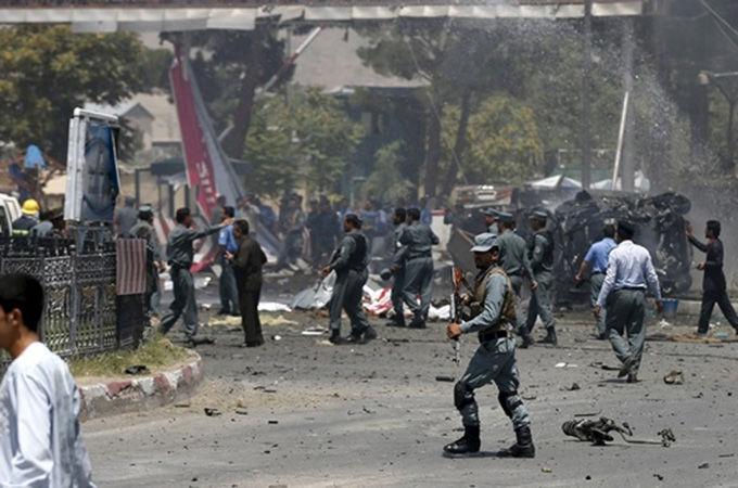 کشته و زخمی شدن ۶۸ غیرنظامی افغان در حملات اخیر طالبان