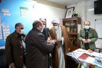 اهدای دستگاه ونتیلاتور از محل عواید موقوفه شیخان و کمک خیرین به بیمارستان علی بن ابیطالب(ع)