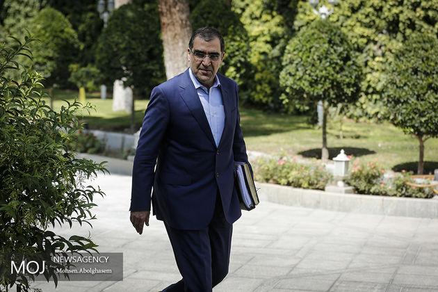 دیدار نوروزی وزیر بهداشت با دانشگاهیان علوم پزشکی ایران