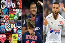 نام قدوس و ام باپه در بین بهترین های لیگ فرانسه