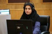 مدیر عامل سازمان آتش نشانی و ایمنی شهری روی خط رادیو ایران