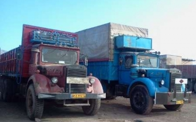 200 کامیون فرسوده در استان اصفهان وجود دارد