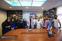گرامیداشت روز خبرنگار در خبرگزاری موج