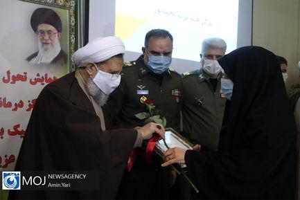 تقدیر از کادر درمان بیمارستان هاجر نزاجا