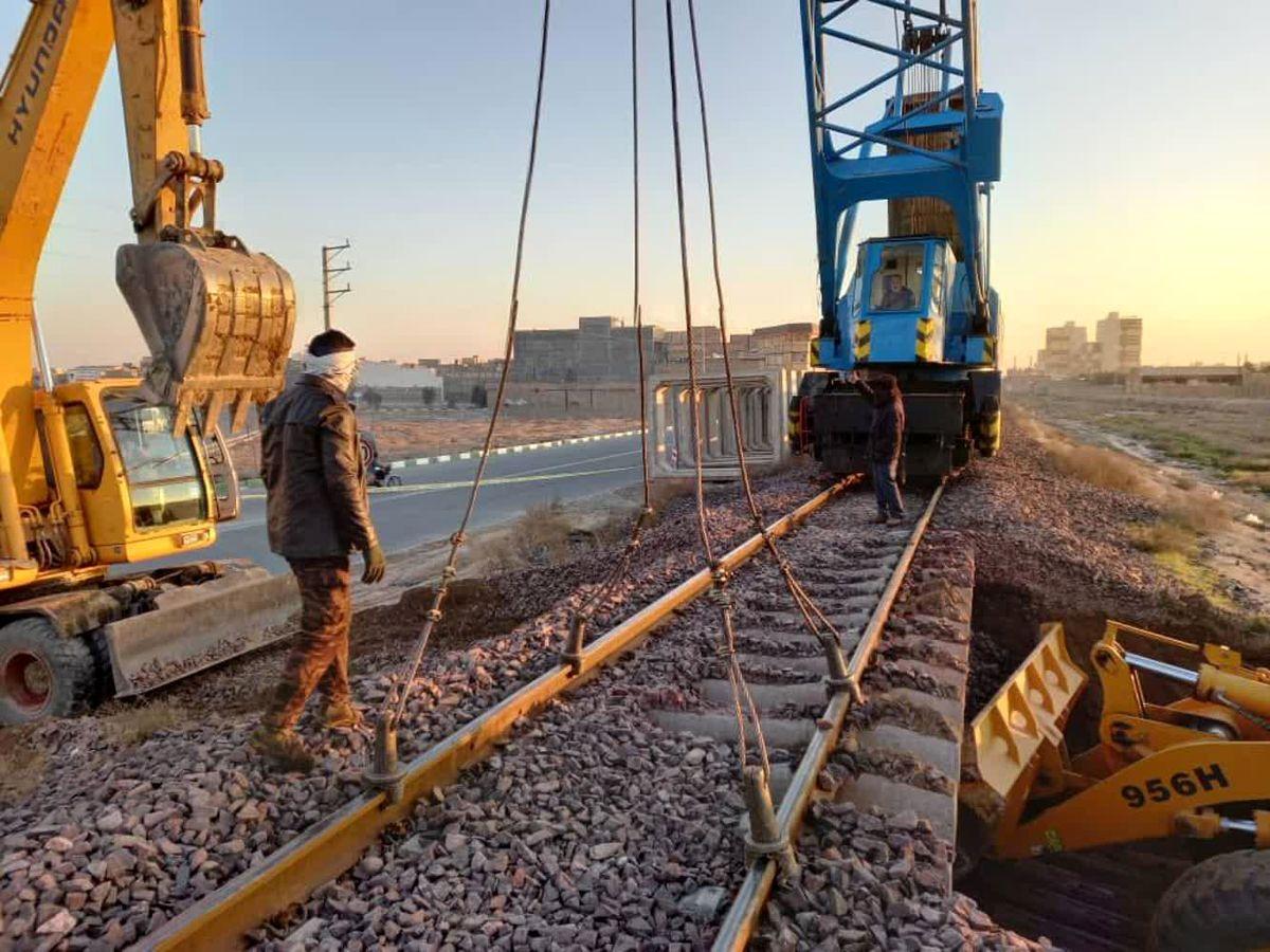 تزریق اعتبار ۵۰۰ میلیارد تومانی برای راه آهن اردبیل