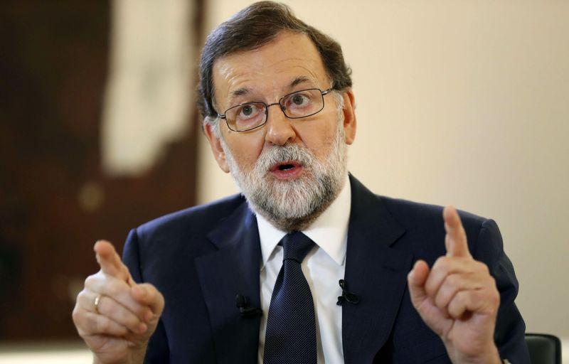 نخست وزیر اسپانیا رهبر کاتالونیا را به رفتار عاقلانه دعوت کرد