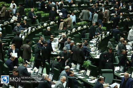 انتخاب هیات رییسه مجلس شورای اسلامی- ۵ خرداد ۱۳۹۸