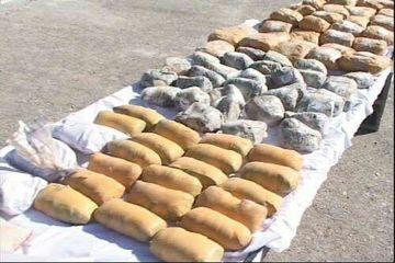 انهدام باند تهیه و توزیع مواد مخدر در همدان