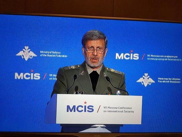 ایران تقویت قدرت دفاعی و موشکی برای مقابله با تهدیدات را حق طبیعی خود می داند