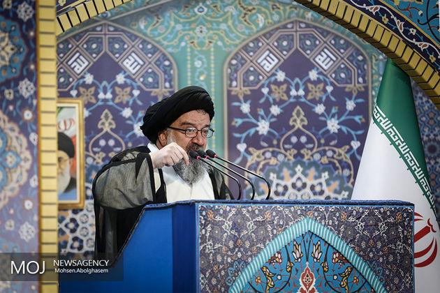 نماز جمعه این هفته تهران 17 فروردین به امامت احمد خاتمی اقامه می شود