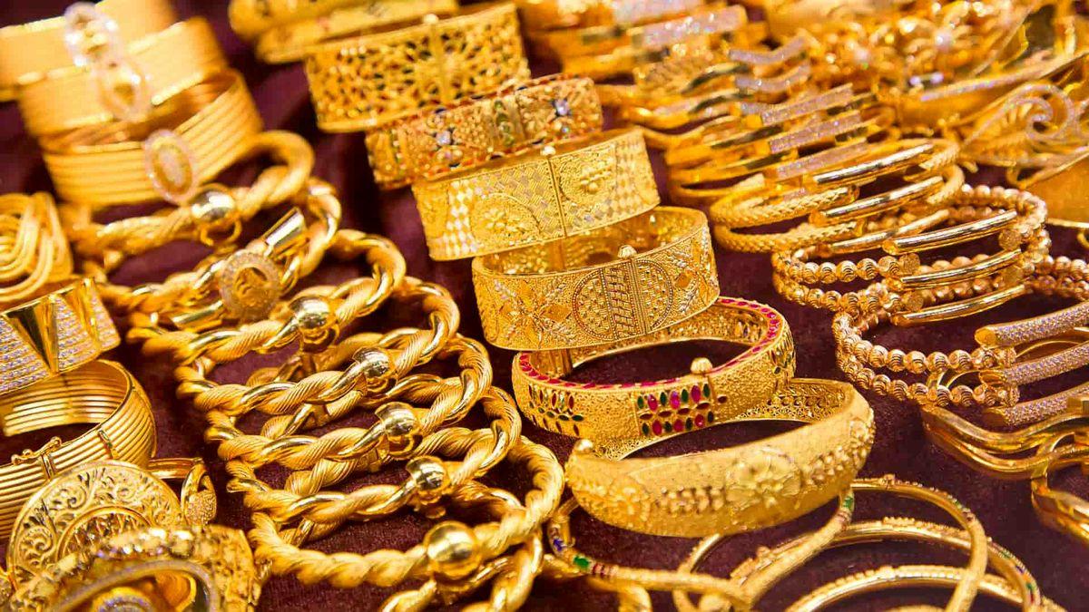قیمت طلا در بازار امروز 10 مهر 1400