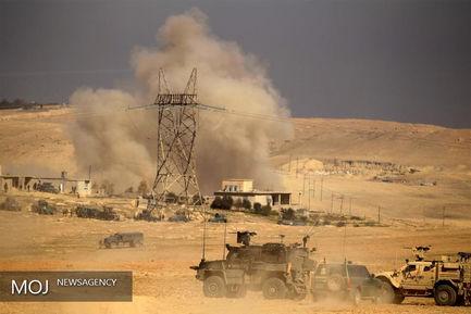 پیشروی نیروهای مردمی و ارتش عراق در موصل