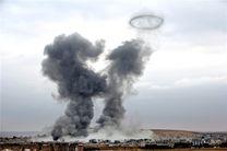 حمله الحشد الشعبی به مواضع داعش در سوریه