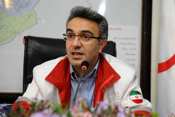 پوشش امدادی هلال احمر مازندران به 496 حادثه در طرح نوروزی