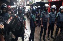 عاملان عملیات تروریستی داکا به هلاکت رسیدند