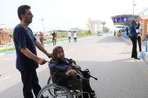 سفر دریایی معلولان توسط ناوگان بندر شهید حقانی رایگان است
