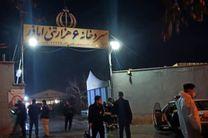 نشت گاز آمونیاک در سردخانه 60 هزار تنی اباذر در خمینی شهر