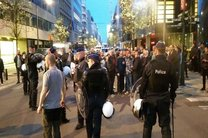 درگیری در کمپین رفراندوم ترکیه در بروکسل