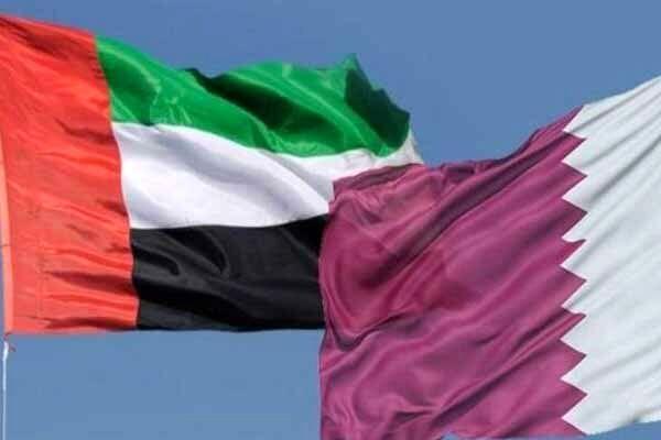 قایق نظامی قطری توسط امارات آزاد شد
