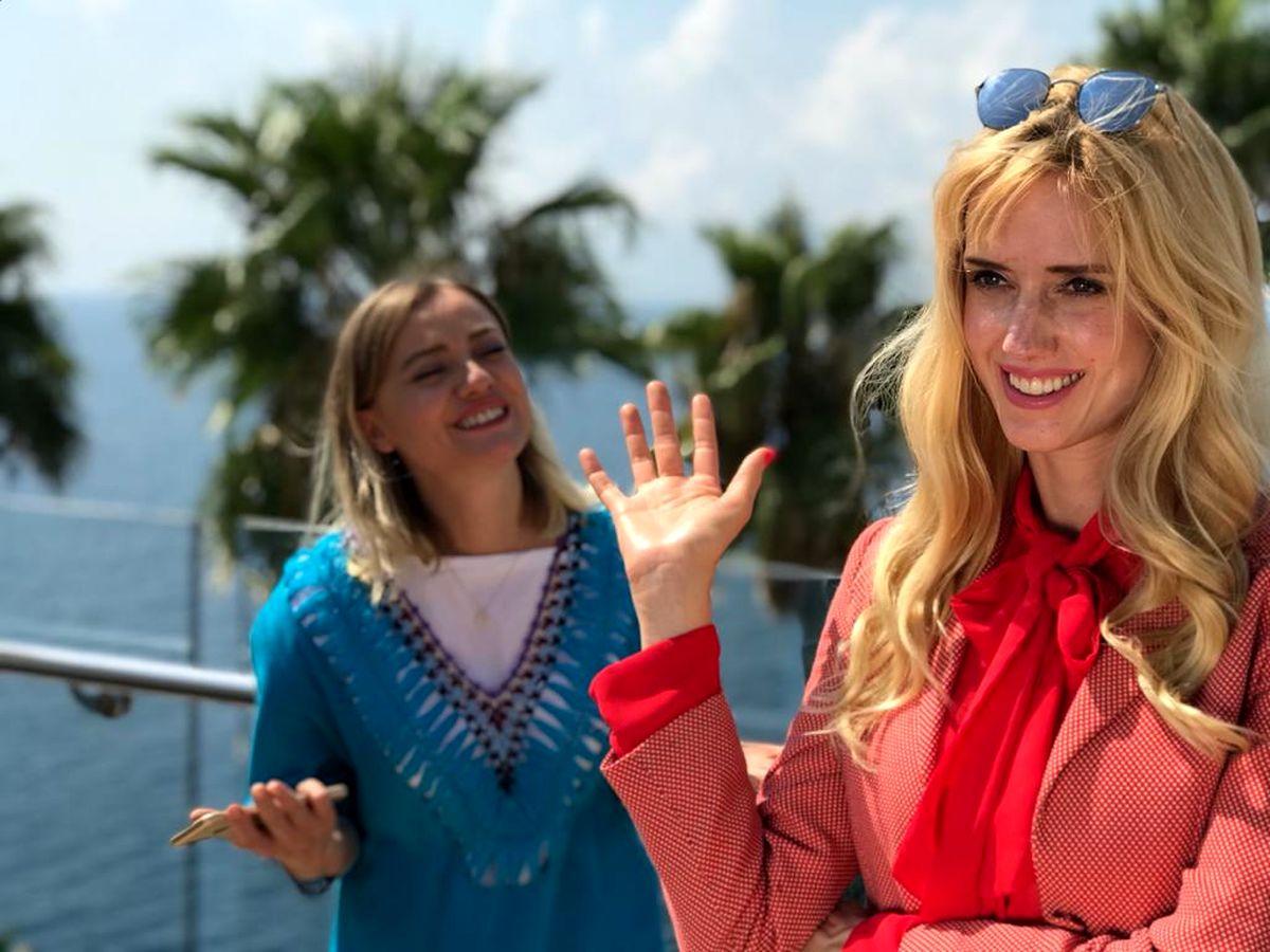 پایان فیلمبرداری «هولیا»/ ستاره ترکیه ای مقابل دوربین قرار گرفت