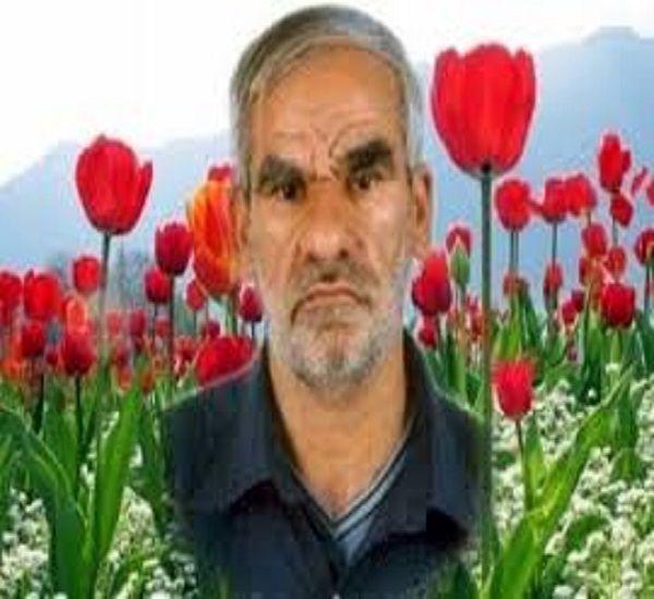 جانباز ۷۰ درصد فارسی به یاران شهیدش پیوست
