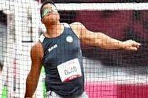دومین مدال مهدی اولاد در پارالمپیک توکیو!