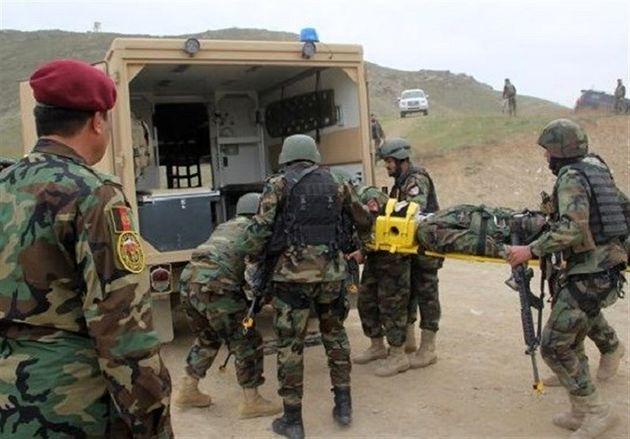 حمله انتحاری به نیروهای امنیتی افغان در هلمند 22 کشته و زخمی برجای گذاشت