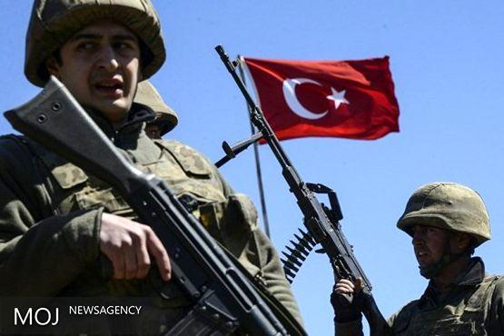 ورود نیروهای ترکیه به مرکز جرابلس