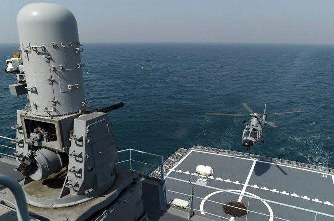 تنش دریای هند و پاکستان