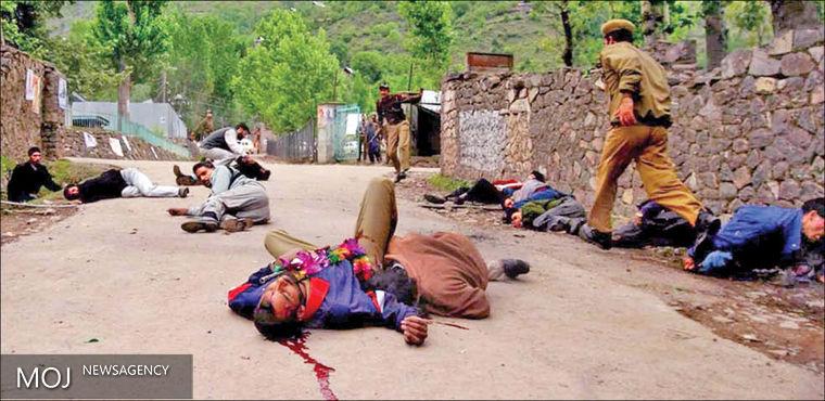 انتقاد از موضع منفعلانه وزارت خارجه نسبت به کشتار مسلمانان کشمیر