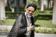 وزیر اطلاعات از پایانه مرزی شلمچه بازدید کرد