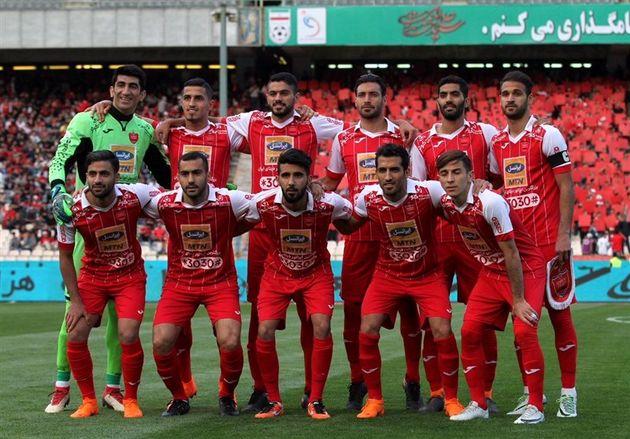 ترکیب نهایی تیم پرسپولیس در برابر السد اعلام شد