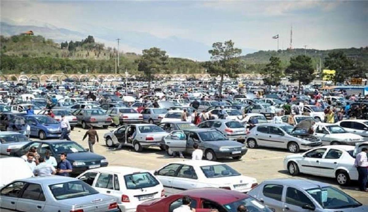 افزایش قیمت خودرو استارت خورد