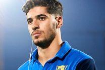 سعید عزت اللهی در دور اول جام جهانی غایب است