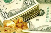 کاهش نرخ دلار و قیمت سکه در بازار آزاد