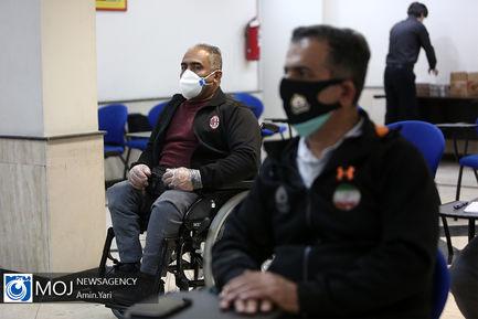 قرعه کشی جام حذفی بسکتبال با ویلچر مردان