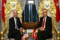 آغاز مذاکرات «بایدن» و «اردوغان» پشت درهای بسته