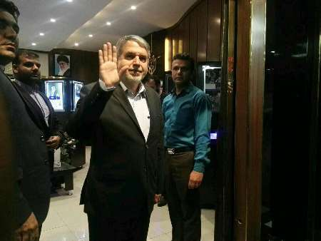 بازدید وزیر فرهنگ و ارشاد اسلامی از ستاد انتخابات کشور