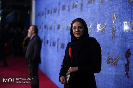 چهارمین روز سی و هفتمین جشنواره فیلم فجر/شبنم مقدمی