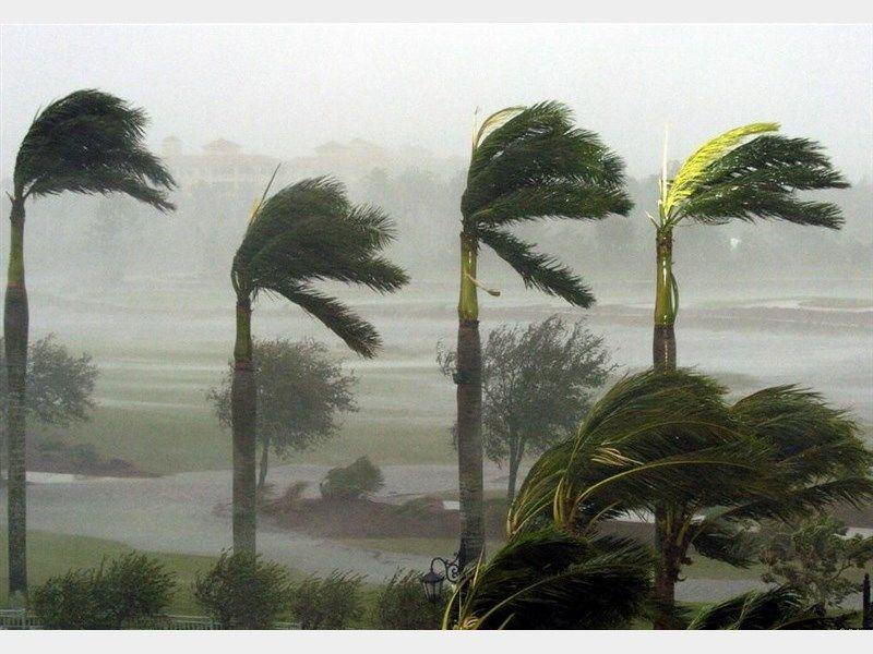 گزارش سرعت باد از ایستگاه های هواشناسی هرمزگان
