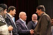 درخشش شرکت توزیع برق اصفهان در بیست و دومین جشنواره شهید رجایی