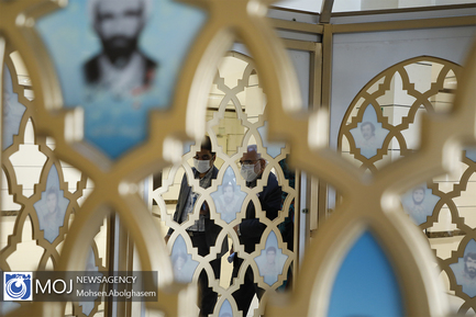 نشست خبری رییس کمیته امداد امام خمینی (ره) - ۵ آبان ۱۳۹۹
