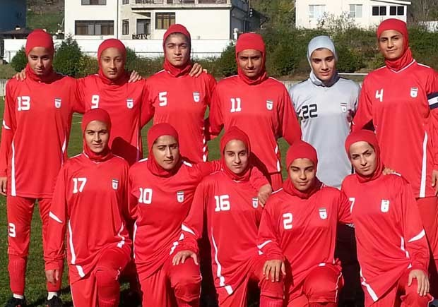 اعلام اسامی بازیکنان تیم ملی فوتبال بانوان