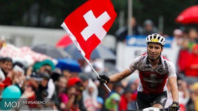 دوچرخهسواری المپیک با قهرمانی دوچرخهسوار سوئیسی پایان یافت