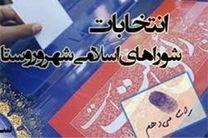 انتخابات شوراها در 920 روستای استان همدان برگزار میشود