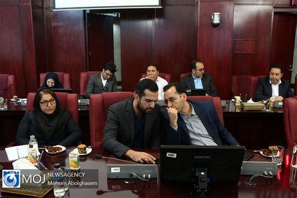 نشست تخصصی فرصت ها و راهکارهای توسعه فناوری های مالی